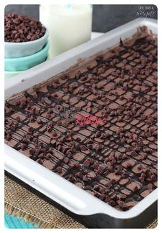 lezzet sevenlere çikolatalı soğuk pasta 5. adım