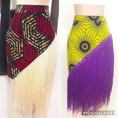 Cute and Latest Ankara Styles 2019 - Naija's Daily African Wear Dresses, Latest African Fashion Dresses, African Inspired Fashion, African Print Fashion, African Attire, Ankara Mode, African Print Skirt, Latest Ankara Styles, Mode Style