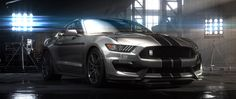 ford shelby GT350 mustang's 5.2L V8 produces more than 500 horsepower