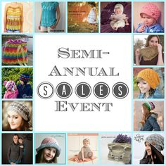 16 Designers, 3 Days, 1 Mega Event!!!  No coupon code needed. Add one, two, or as many patterns as you want (the more patterns you add, the bigger the discount)  May 8-10, 2015 #Ravelry #crochet #crochetpattern #crochetdesigner #Abigailology #Accessorise #BallHanknSkein #BrianaK #CrochetByJennifer #ACrochetedSimplicity #CrystalizedDesigns #DanyelPinkDesigns #FrayedKnot #TheHookedHaberdasher #JustBeHappyCrochetPatterns #KTandtheSquid #LuZPatterns #laTiendadePaloma #PatternParadise #SincerelyPam
