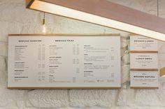 Menu Board Design, Cafe Menu Design, Cafe Interior Design, Signage Design, Menu Restaurant, Image Restaurant, Restaurant Design, Coffee Shop Menu, Coffee Shop Design