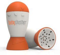 NEW Baby Shusher !