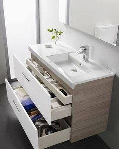 Isnt this sink the best?! So much storage and function. I love drawers more than cabinets. Plus its gorgeous! = bride_group