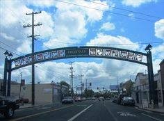 Fruitvale Arch - Oakland, CA - Freestanding Arches on Waymarking.com