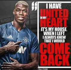 #Soccer #Quotes - #PaulPogba