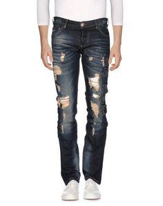 PHILIPP PLEIN Men's Denim pants Blue 32 jeans