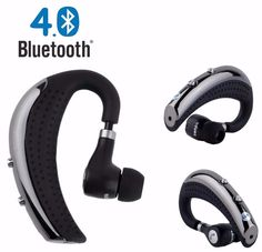 BH693 Wireless Bluetooth V4.0 Headset Hands Free Stereo In-Ear Earphones For ipone6/6P/5s For Samsung S5 For Huawei For Xiaomi | #HeadphoneSamsung
