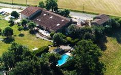 La Petite Auberge - our house and the holiday cottages