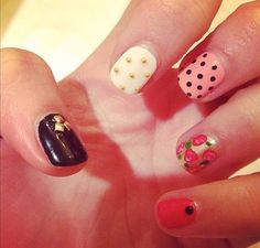 all different nails