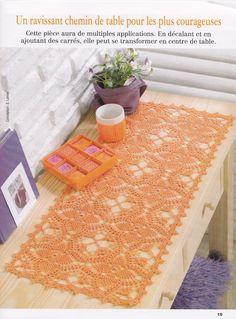 créations crochet: patchwork