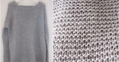 Skappel-neule venähti jonkinmoiseksi puoli-ikuisuusprojektiksi muiden neulomusten mennessä edelle. Nyt se on kuitenkin vihdoinkin valm... Sankari, Handicraft, Knit Crochet, Elsa, Tote Bag, Knitting, Womens Fashion, Pattern, Sweaters
