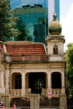 São Paulo ✤ City ✤  Old + Present + Future ✤