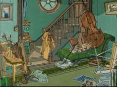 background from disney's 101 dalmatians