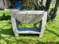 DSCN0434 Console, Outdoor Furniture, Outdoor Decor, Ottoman, Home Decor, Consoles, Interior Design, Home Interior Design, Roman Consul
