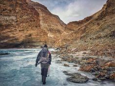 Chadar – Frozen River Trek | Bored Panda