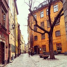 Stockholm, Gamla Stan (Sweden)