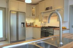 New Kitchen @ Moorefield - modern - Kitchen - Other Metro - OnCraft Interiors