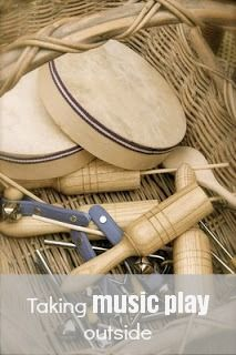 let the children play: taking music play outside: part 1