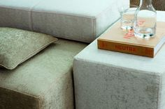 Decor, Furniture, Side Table, Fabric, Table, Home Decor, Inspiration, Upholstery, Coffee Table