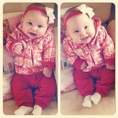 Anna Saccone @Anna Totten Saccone Instagram photos | Webstagram. Emilia 3 month old