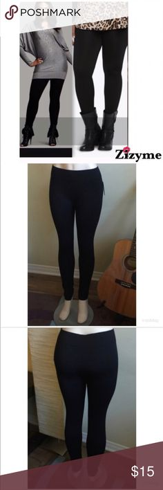 🛍Plus Size Black Seamless Legging🛍 Polyester and Spandex material. Size: 1X/2X, 3X/4X. 💋Price is firm unless bundled💋 Pants Leggings