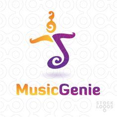 music genie | StockLogos.com