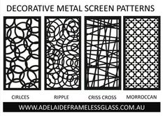 12 Best Laser Cut Metal Screens And Fire Pits Images In