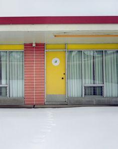 Cadillac Motel 2005 / Alec Soth