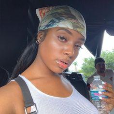 Beautiful Black Girl, Pretty Black Girls, Beautiful Ladies, Baddie Hairstyles, Black Girls Hairstyles, Beauty Skin, Hair Beauty, Collateral Beauty, Brown Skin Girls