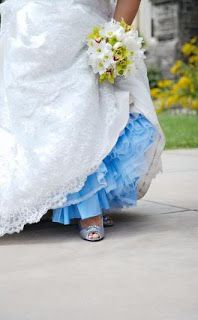Conway Creations and Events: Something Blue for You {Roseville and Sacramento Wedding Planner}