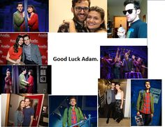 amelie is closing on broadway so i decided to make some tributes to some of the cast members. Thank you adam