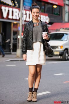 Fall Outfit Inspiration from the Super Stylish Students at Teen Vogue Fashion U