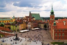 """See 3395 photos and 130 tips from 19053 visitors to Stare Miasto. """"When you're in Warsaw you must visit the old town. Warsaw have done an amazing job. Warsaw Old Town, Warsaw Poland, Poland Travel, Old Town Square, Cities In Europe, Central Europe, Best Budget, Best Cities, Capital City"""