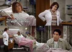 Rachel and Ross Friends tv show Funny quotes