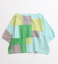tee patchwork