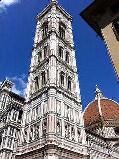 """#KultDef 73 """"#Toskana: Der Campanile von Florenz"""" @kunstundreisen - ein Skulpturenprogramm erzählt Kultur! Post: 28.6.15"""