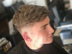 WEBSTA @ the_rook_barbers - Hair by @oisinmcmahonhair #rookfresh