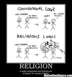 Religion? Peligro !!!  Cómo lavan el cerebro las religiones - Taringa!