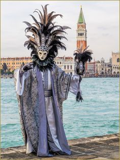 Carnaval Venise 2016 Masques Costumes | page 49