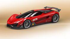 Ferrari Xezri Competizione by Samirs.deviantart.com on @deviantART