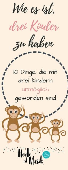 Reichlich bekindert* – das erste Resumé What is it like to have three children? But there are a few things that you can forget with three kids. I wrote it down for you. 2 Kind, Baby Kind, Kids And Parenting, Parenting Hacks, First Resume, Baby Co, Attachment Parenting, Baby Supplies, Baby Hacks