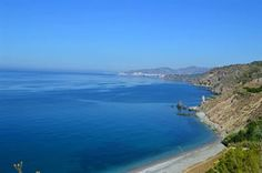 One of Nerja's best beaches is also one of its least known. Situated within the Maro natural reserve and clothing optional. Meet Playa de las Alberqui