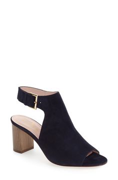 kate spade new york 'emina' open toe bootie (Women) available at #Nordstrom