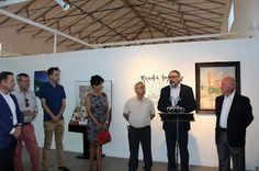 """Inauguración de la exposición """"100 años de pintura"""" que rinde homenaje a Rafael de Infantes"""