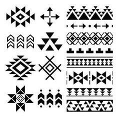 Similar Images, Stock Photos & Vectors of Navajo print, Aztec pattern, Tribal design elements - 482420068 Similar Images, Stock Photos & Vectors of Navajo Print Aztec Pattern Tribal Design - 482420068 Motif Navajo, Navajo Art, Navajo Pattern, Tribal Print Pattern, Tribal Patterns, Tribal Prints, Aztec Pattern Background, Tribal Background, Celtic Patterns