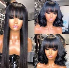 Unprocessed Brazilian Virgin Hair natural silky straight wig full lace human hair wigs African American Best Brazilian virgin Glueless silky Straight silk top full Lace Wigs for African American black women with Bleached Knots Baby Hair Messy Hairstyles, Pretty Hairstyles, Daily Hairstyles, Baddie Hairstyles, Hairstyles 2018, Winter Hairstyles, Medium Hairstyles, Elegant Hairstyles, Latest Hairstyles