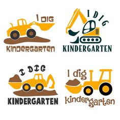 I Dig Kindergarten Cuttable Design Cut File. Vector, Clipart, Digital Scrapbooking Download, Available in JPEG, PDF, EPS, DXF and SVG. Works with Cricut, Design Space, Cuts A Lot, Make the Cut!, Inkscape, CorelDraw, Adobe Illustrator, Silhouette Cameo, Brother ScanNCut and other software.