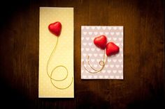 Valentine's Day Card / Yay it's Friday -blog
