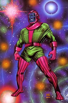 Kang by Joe Jusko