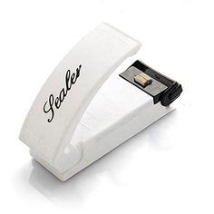 White Portable Sealing Tool Mini Handheld Plastic Vacuum Bag Heat Sealer MIRAGE-SHOP http://www.amazon.com/dp/B0107S6H0G/ref=cm_sw_r_pi_dp_D6l5vb1E0XXNF